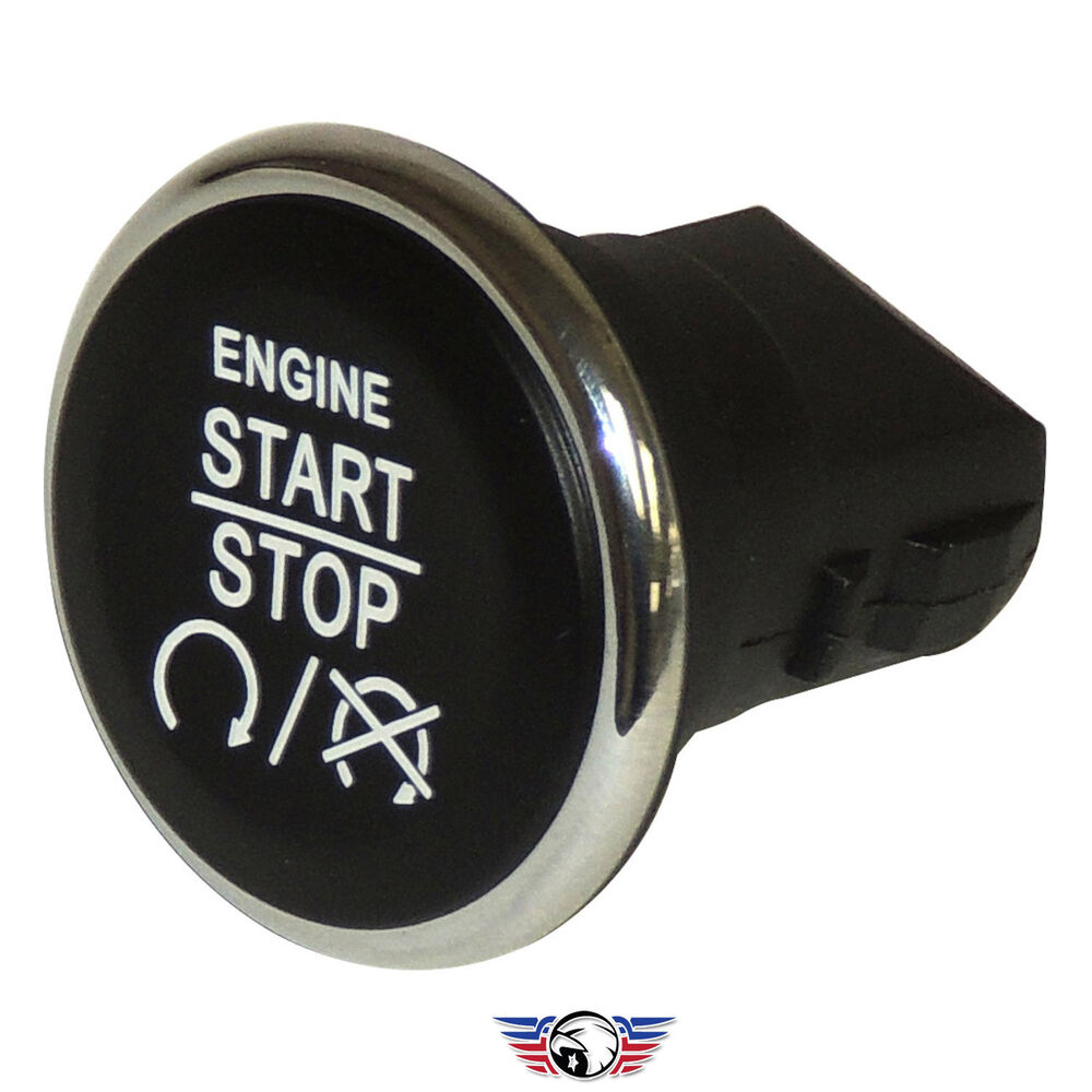 Ignition Switch (Start/Stop Button) Dodge Durango WD 2011