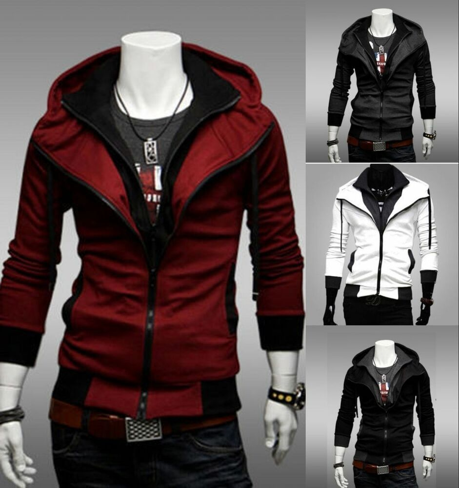 Assassins creed style hoodie