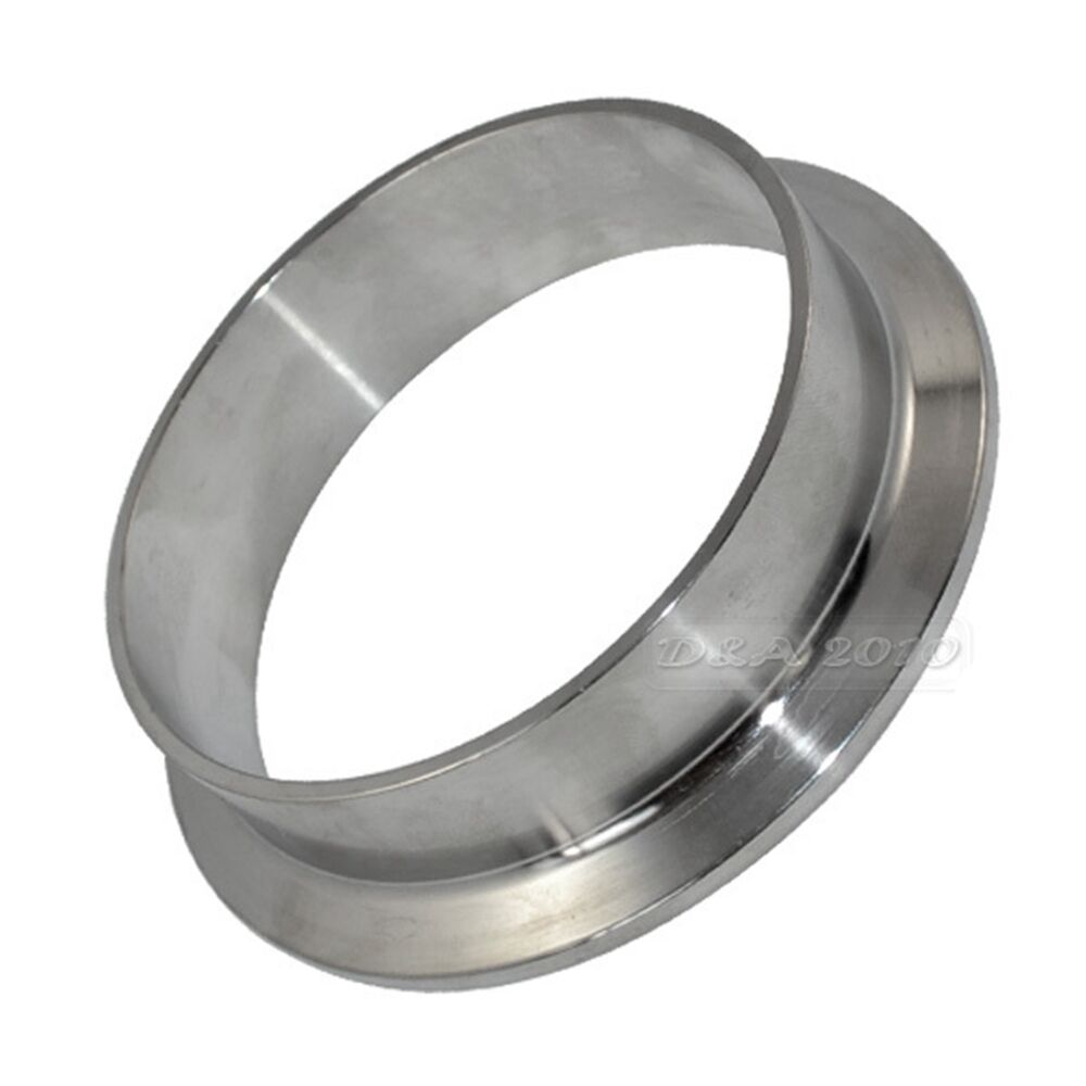 Mm quot od sanitary pipe weld on ferrule tri clamp