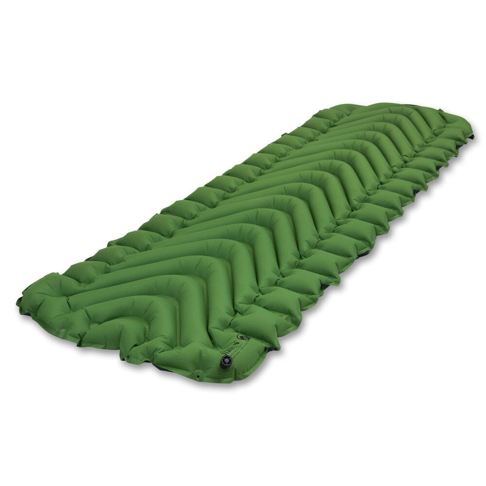 KLYMIT Static V Sleeping Pad GREEN Lightweight Camping ...