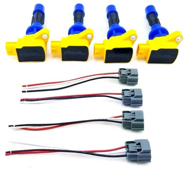 Ignition Coil Wiring Harness Repair Kit : Pcs  ignition coils wire harness repair kit