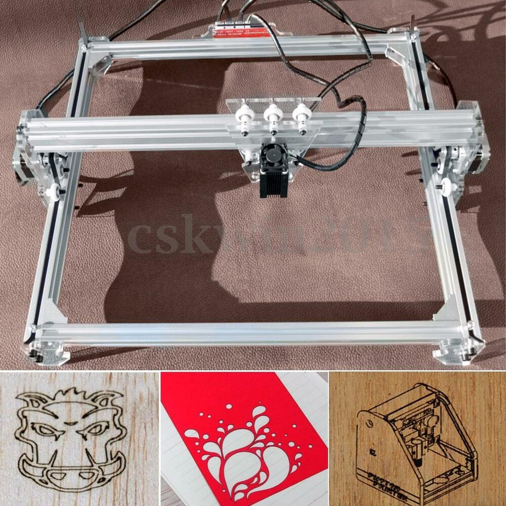 3000mw Laser Engraving Engraver Cutting Machine Logo