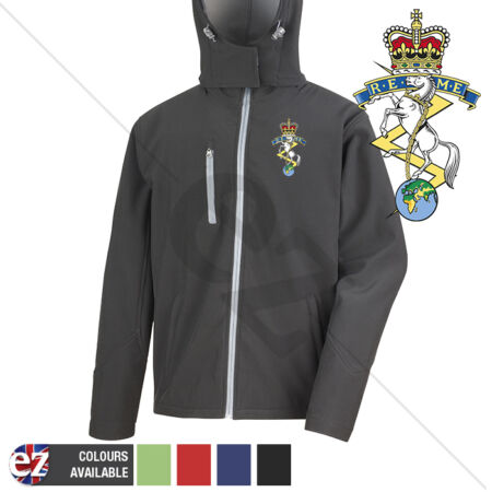img-REME - Hooded Softshell Jacket - Personalisation