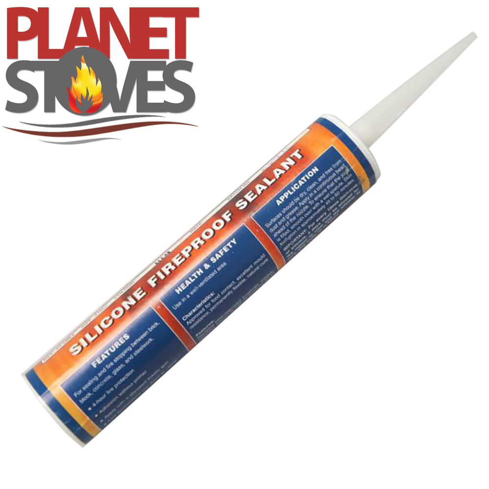 Envirograf High Temperature Silicone Sealant Up To 1200
