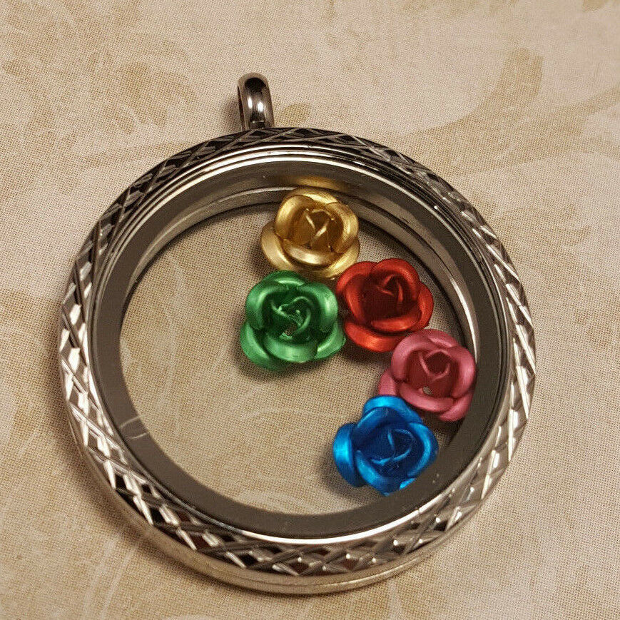 floating charms for memory living charm lockets ebay