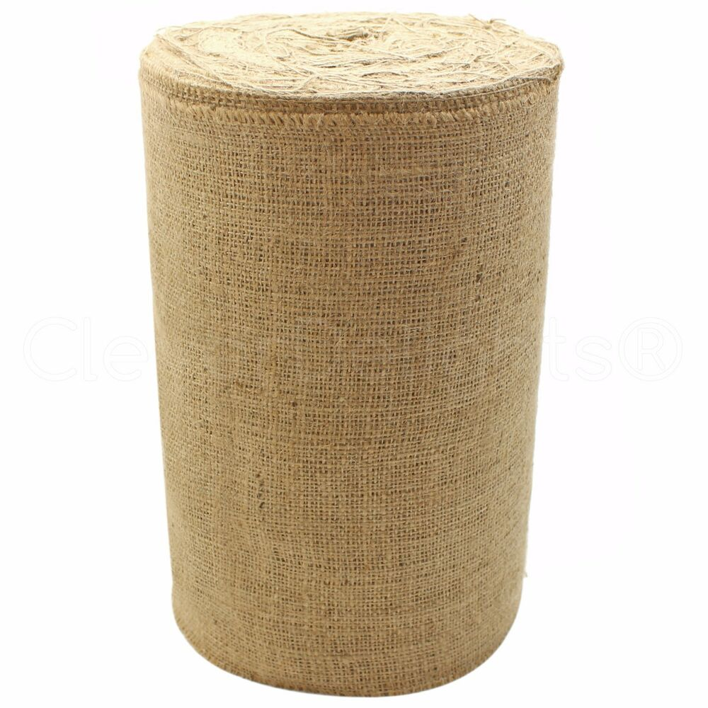 12 natural burlap roll 50 yards industrial grade for What is burlap material