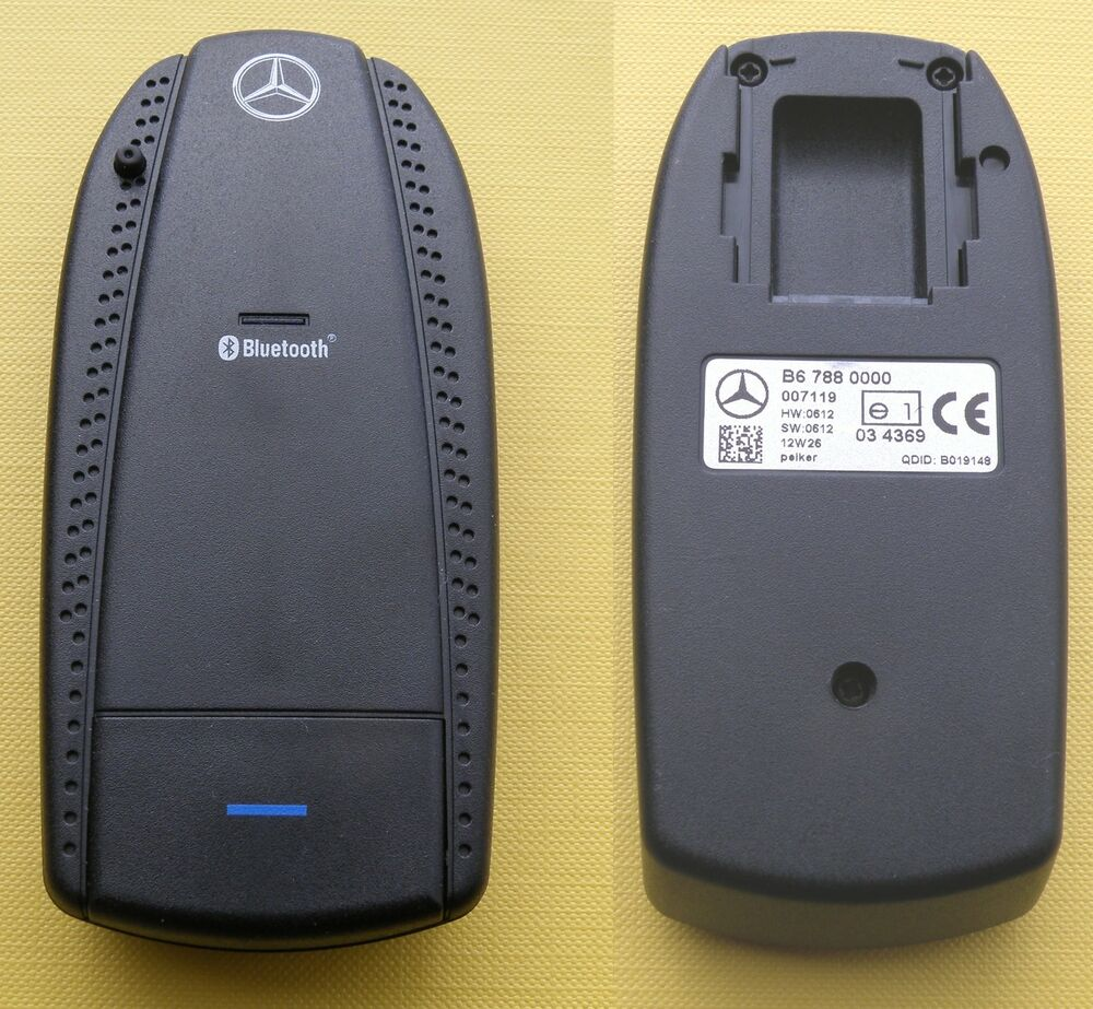 Mercedes benz hfp bluetooth mobile car cradle b67880000 for Www mercedes benz mobile com iphone