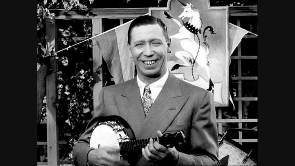 George Formby And His Ukelele Its Turned Out Nice Again