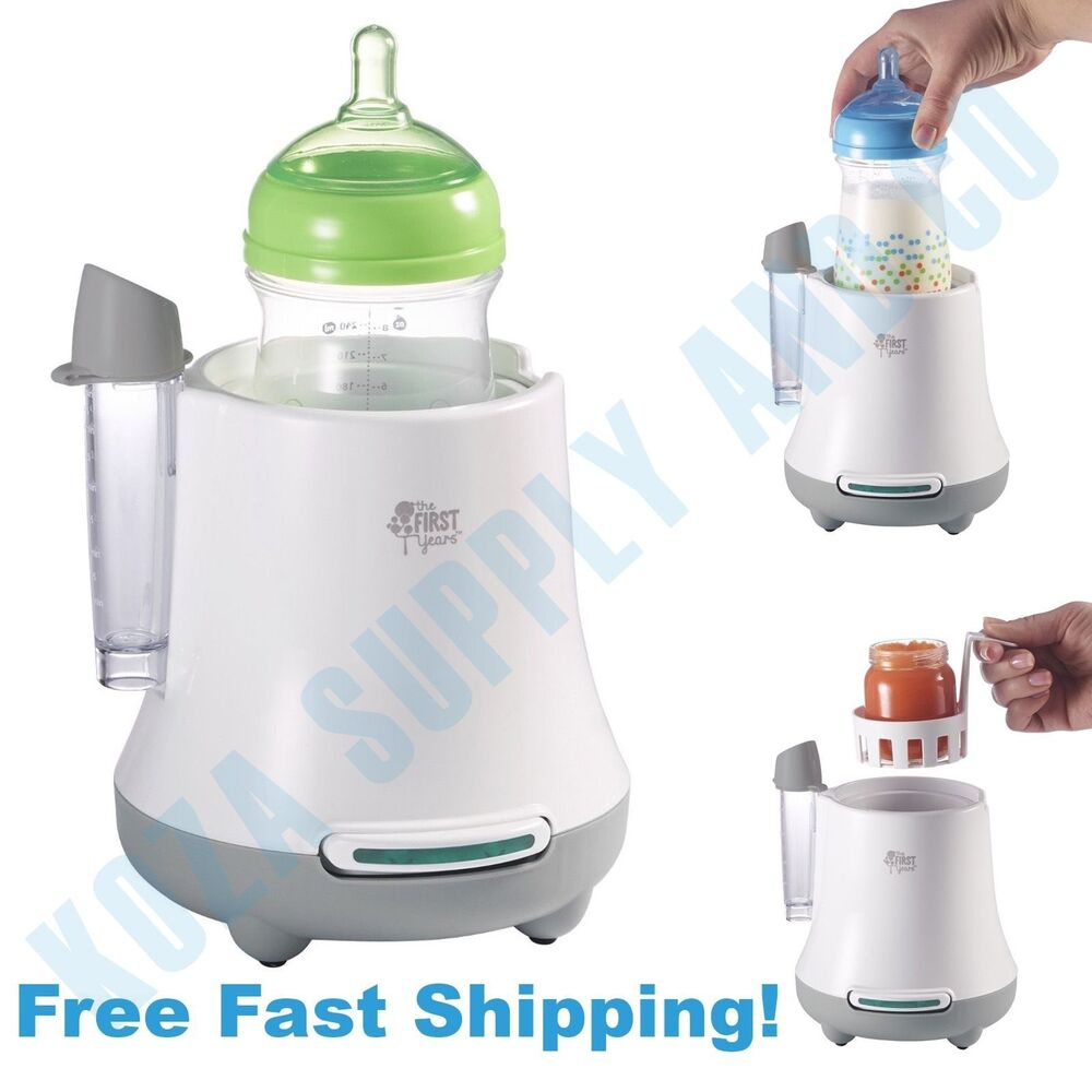 Baby Food Heater Portable