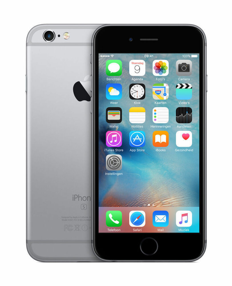 Apple iPhone 6s - 32GB - Space Gray (Verizon) Smartphone | eBay