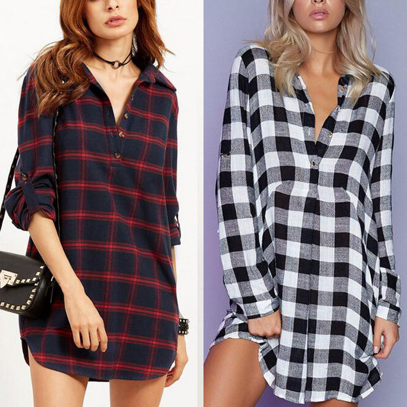 Shop for women s plaid shirt at nichapie.ml Free Shipping. Free Returns. All the time.