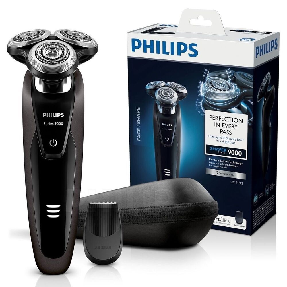 Philips S9111 Series 9000 Wetdry Cordless Rechargeable -8657
