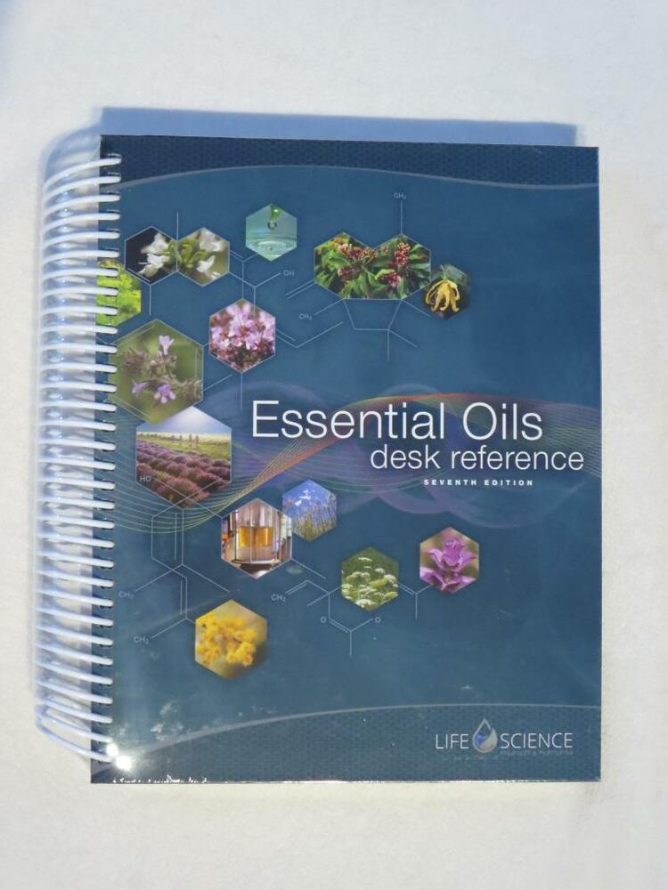 New Essential Oils Desk Reference 7th Edition 2016