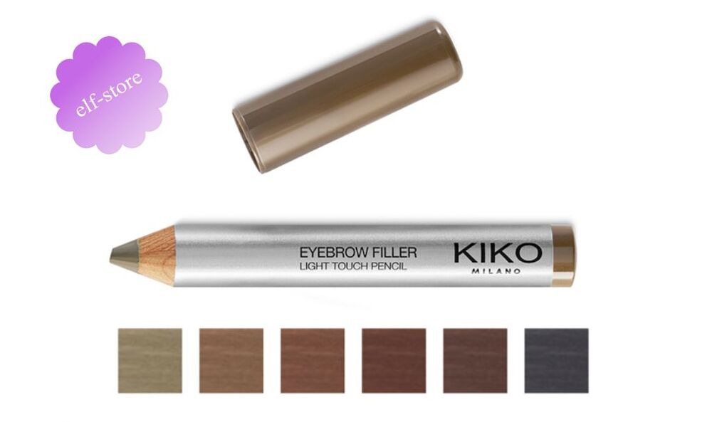 Kiko Milano Eyebrow Filler Light Touch Pencil Brow Makeup Ebay