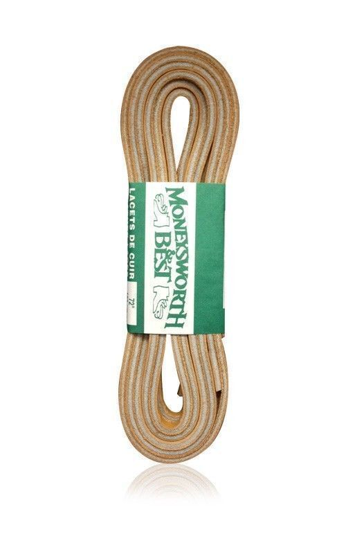 moneysworth best rawhide leather shoe boot laces