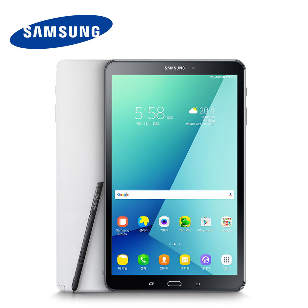 """SAMSUNG SM-P585 Galaxy Tab A with S Pen 10.1"""" 4G LTE + Wi ..."""
