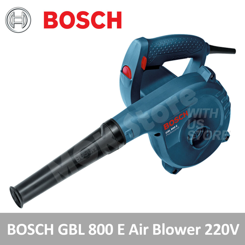 Bosch Gbl 800e Professional Air Blower With Dust