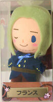 Hetalia Axis Powers Plush Doll France figure movic official anime world series