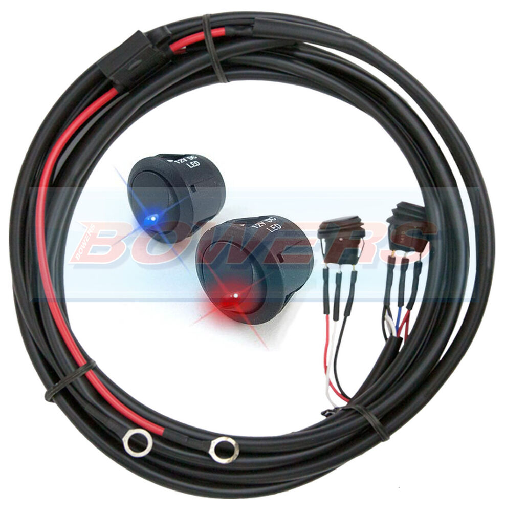 Rigid Industries Radiance Led Pods Multi Switch Wiring