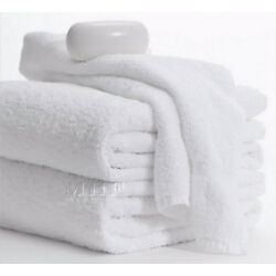Kyпить Bath Towels-12 Pack-22x44 inches-White-6.0 Lbs- 100% Cotton на еВаy.соm
