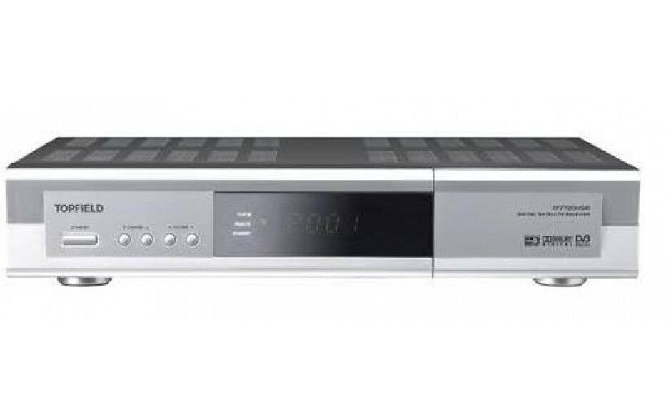 digital satellite tv receiver dvb s tf7720hsir ebay. Black Bedroom Furniture Sets. Home Design Ideas