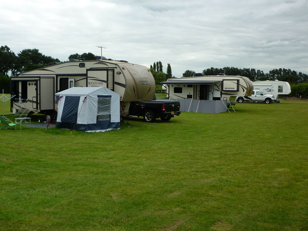Try Before You Buy A 5th Wheel American Motorhome Rv