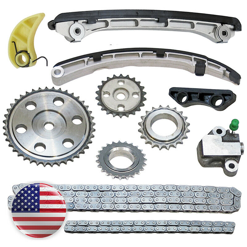 New Timing Chain Kit For MAZDA CX-7 Speed 3 6 2.3L MPS