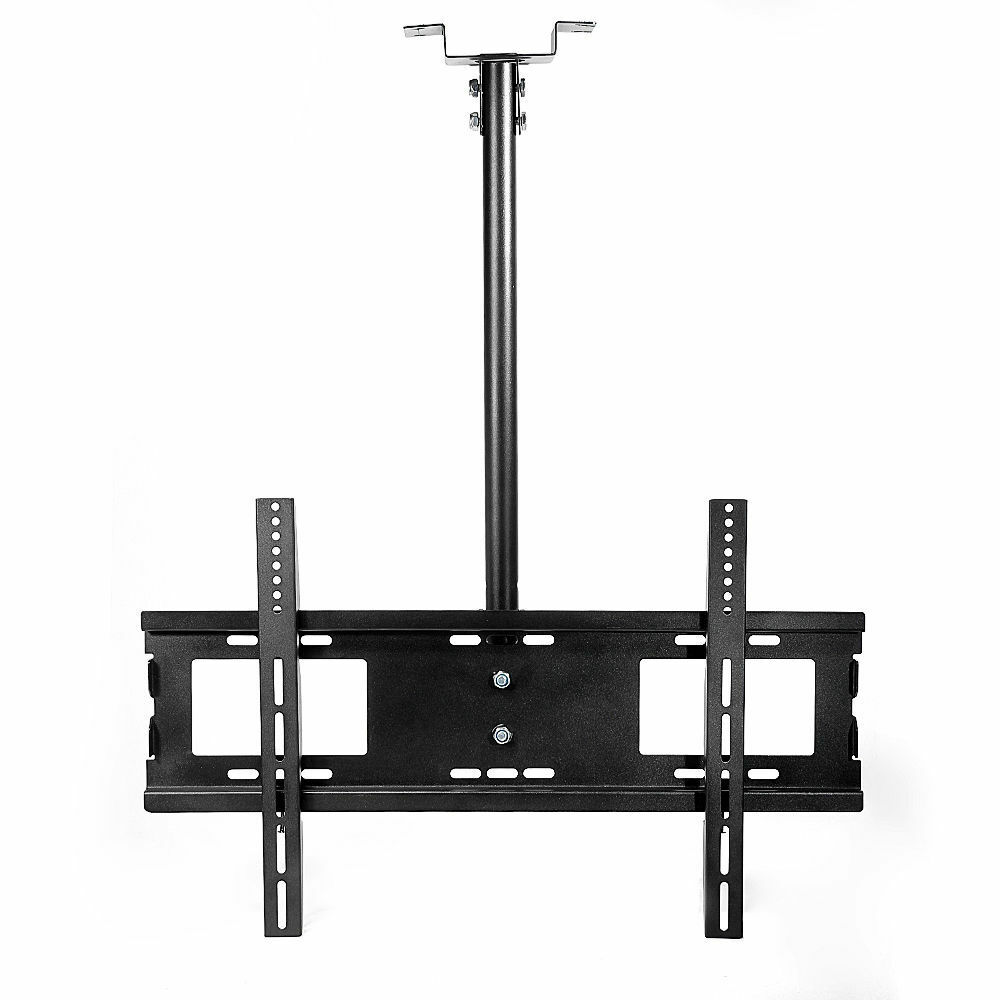 ceiling tv mount swivel tilt lcd led flat screen bracket 32 37 40 42 50 55 60 65 ebay. Black Bedroom Furniture Sets. Home Design Ideas