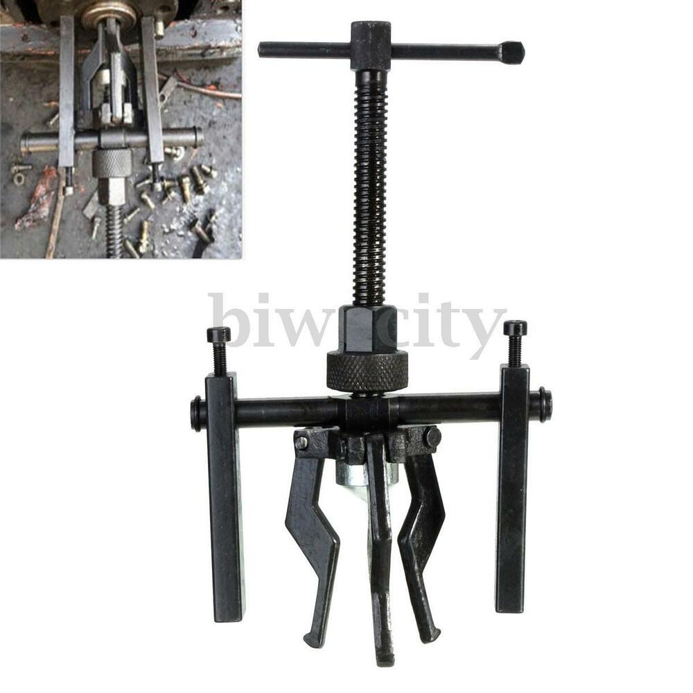 Bearing Puller Assembly Drawing : Jaw pilot inner bearing gear puller mm extractor