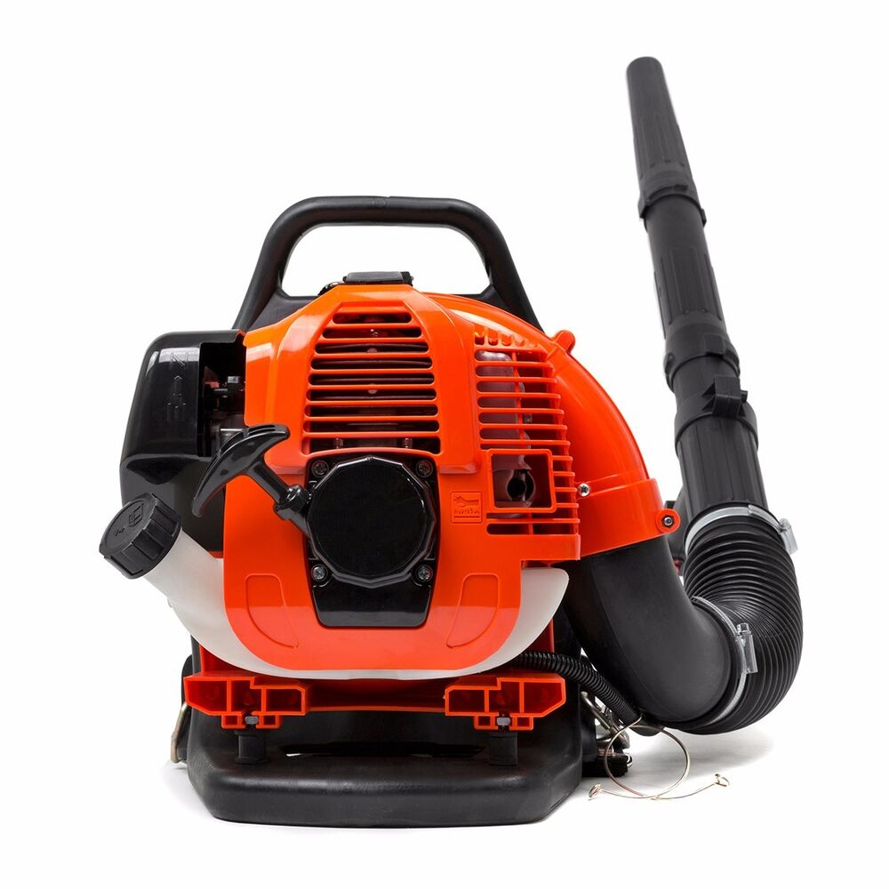Gas Powered Blowers : Cc cycle gas powered backpack grass yard leaf blower