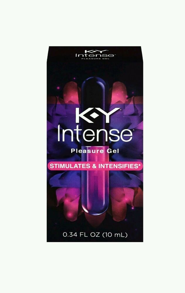 ky intense pleasure gel