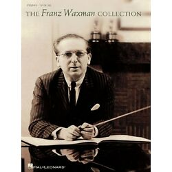 Kyпить The Franz Waxman Collection Sheet Music PVG Composer Collection Book 000148031 на еВаy.соm