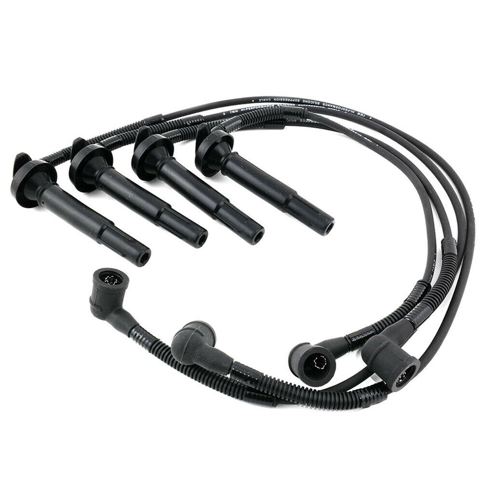 300zx Non Turbo Spark Plugs: 2007-2009 Subaru OEM Spark Plug Wire Set Outback & Legacy