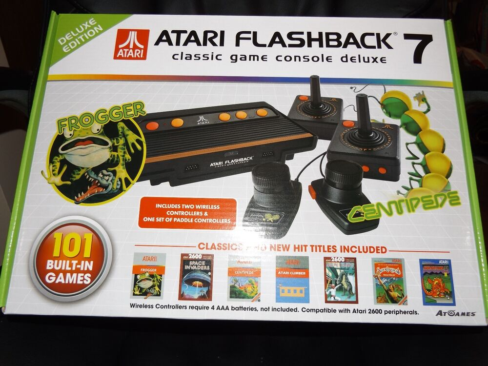 Top 10 What Games Does Atari Flashback 7 Have Of 2020 ...