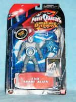 POWER RANGERS OPERATION OVERDRIVE EVIL SPACE ALIEN IN BOX