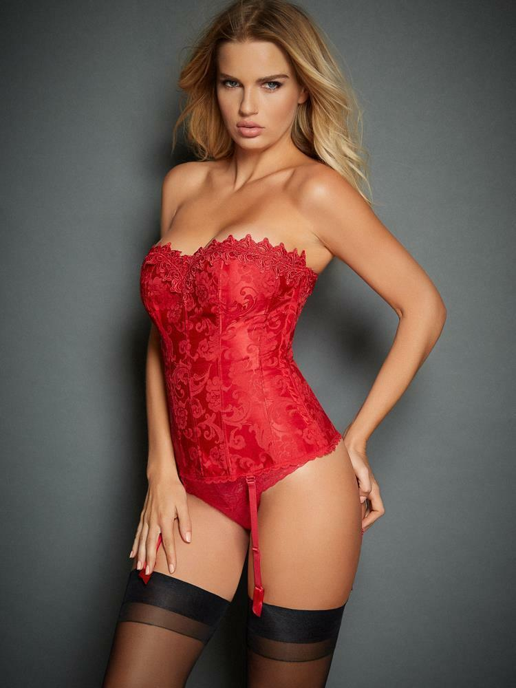 Frederick's of Hollywood offers the widest selection of Women's Sexy Corsets including Satin and Lace Corsets, Zipper Corsets, Lace Corsets, Velvet Corsets, Gartered Corsets, High Neck Corsets, Deep Plunge Corsets, Long Sleeve Corsets, Waist Cinchers, Sculpting Corsets, Smoothing Corsets, Hollywood Dream Corsets and Sweetheart Corsets.