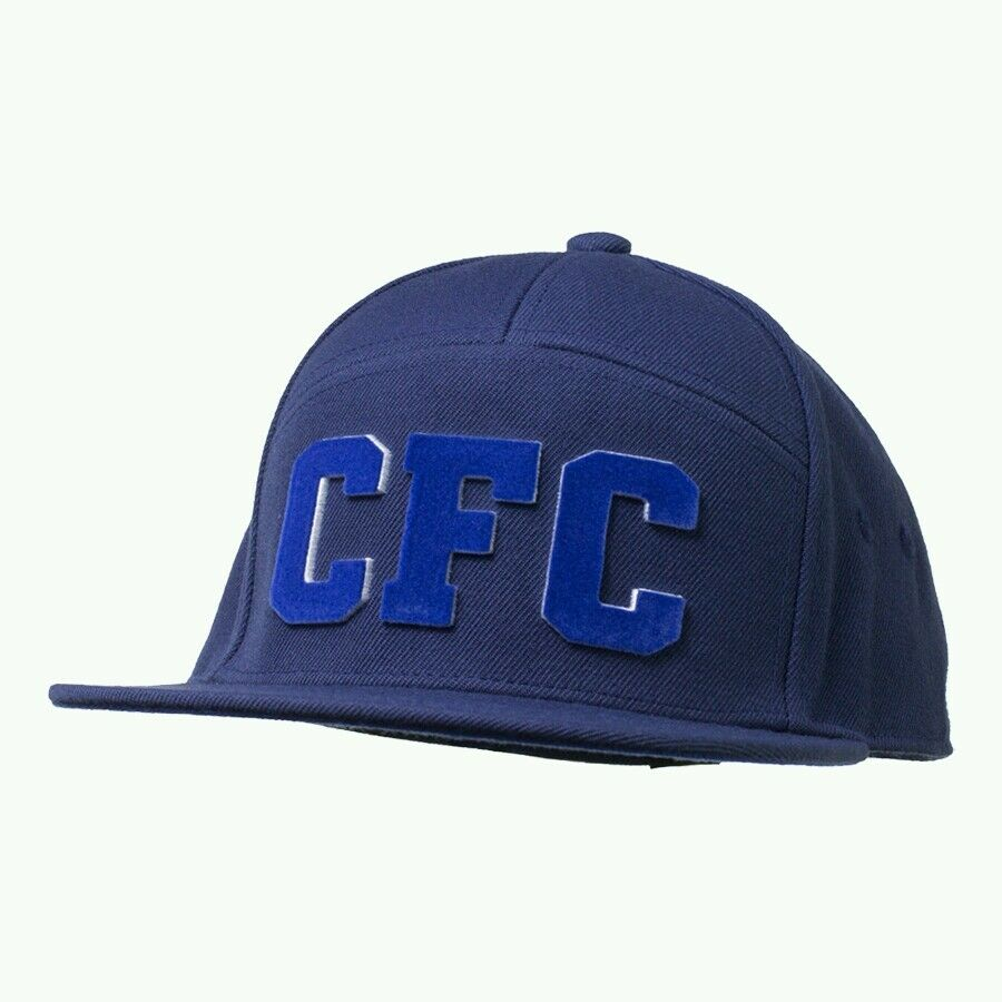 Details about Brand New Official Adidas Chelsea FC Fitted Hat ( S90115 )  Size ( M ) 1acacbd43b4