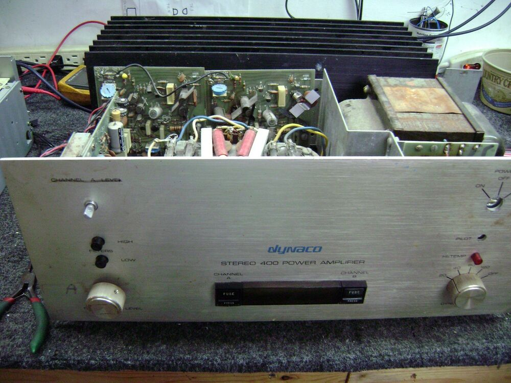 Dynaco Stereo 400 Power Amplifier