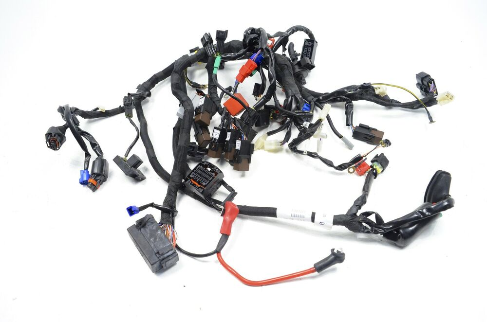 2015 ktm rc390 rc 390 main wiring harness wire electrical