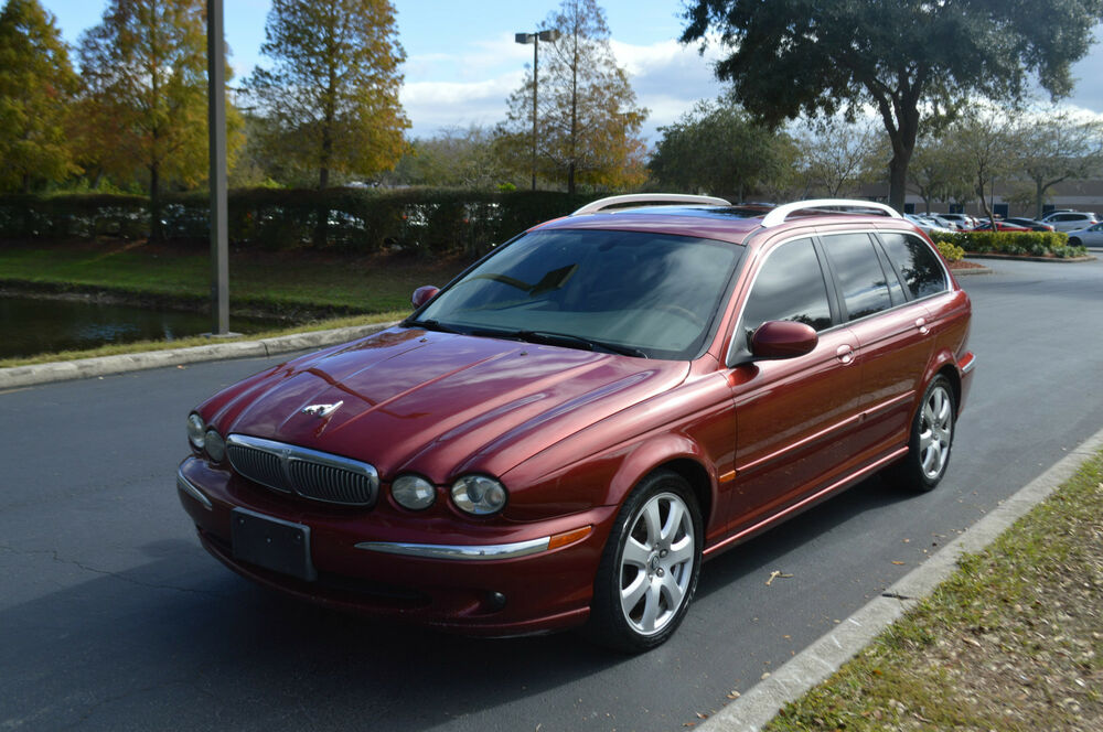 2005 jaguar x type sport wagon awd ebay. Black Bedroom Furniture Sets. Home Design Ideas
