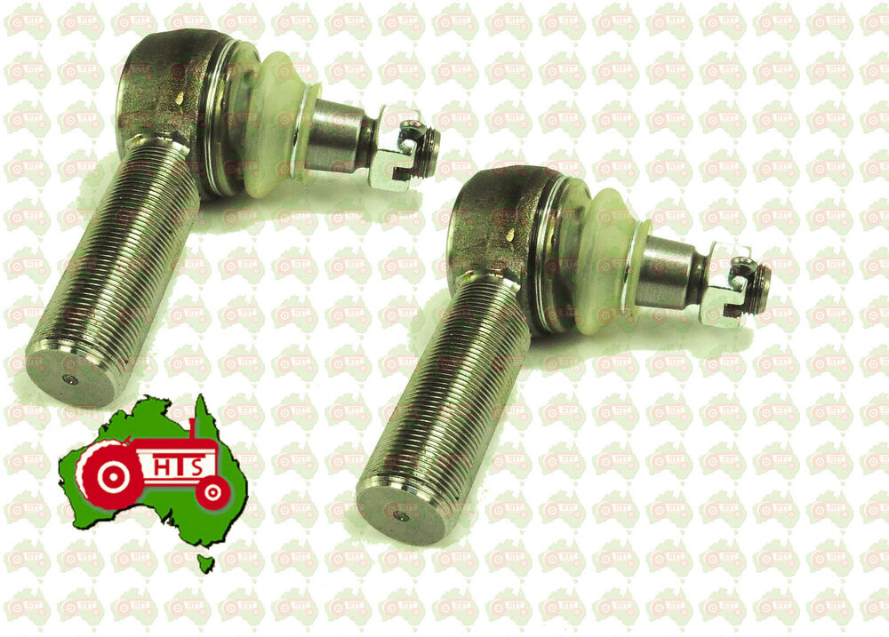 Parts Of A Tractor Trailer Tie Rod : Pair of tractor inner tie rod end massey ferguson fergy