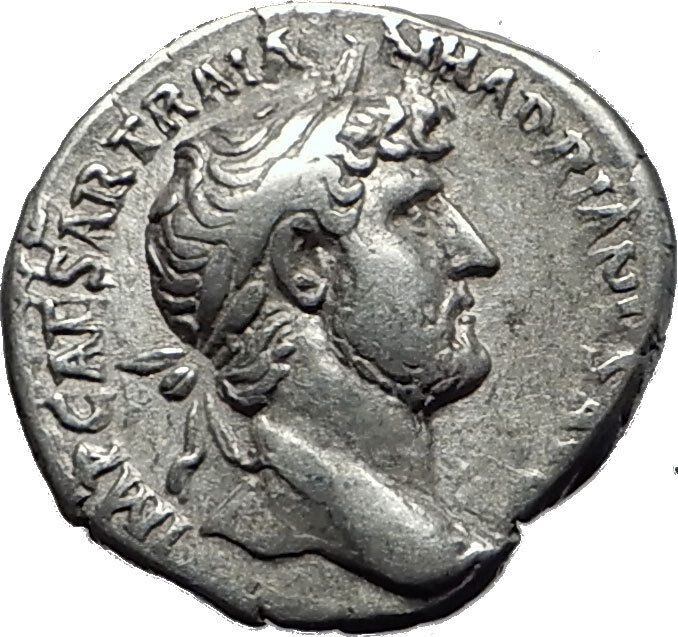HADRIAN Travels to AFRICA Authentic Ancient 134AD Rome