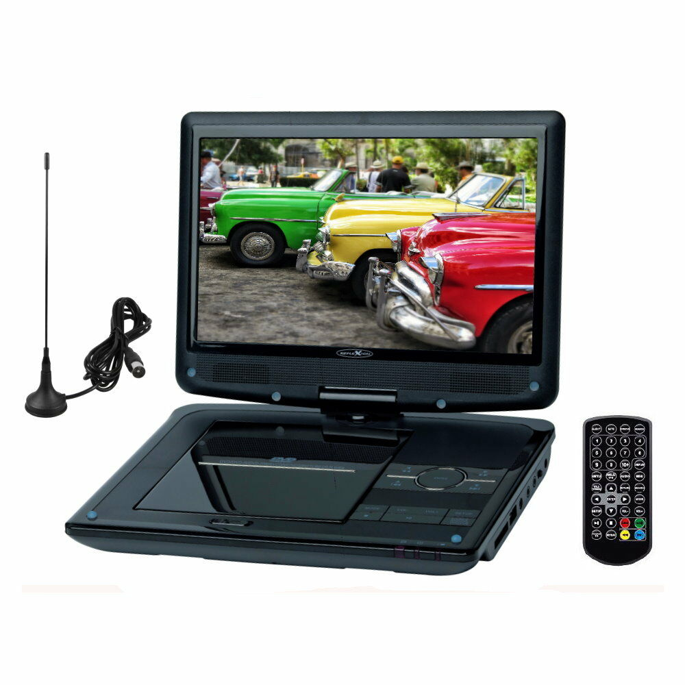 reflexion dvd9213 portabler dvd player mit 9zoll tft lcd. Black Bedroom Furniture Sets. Home Design Ideas