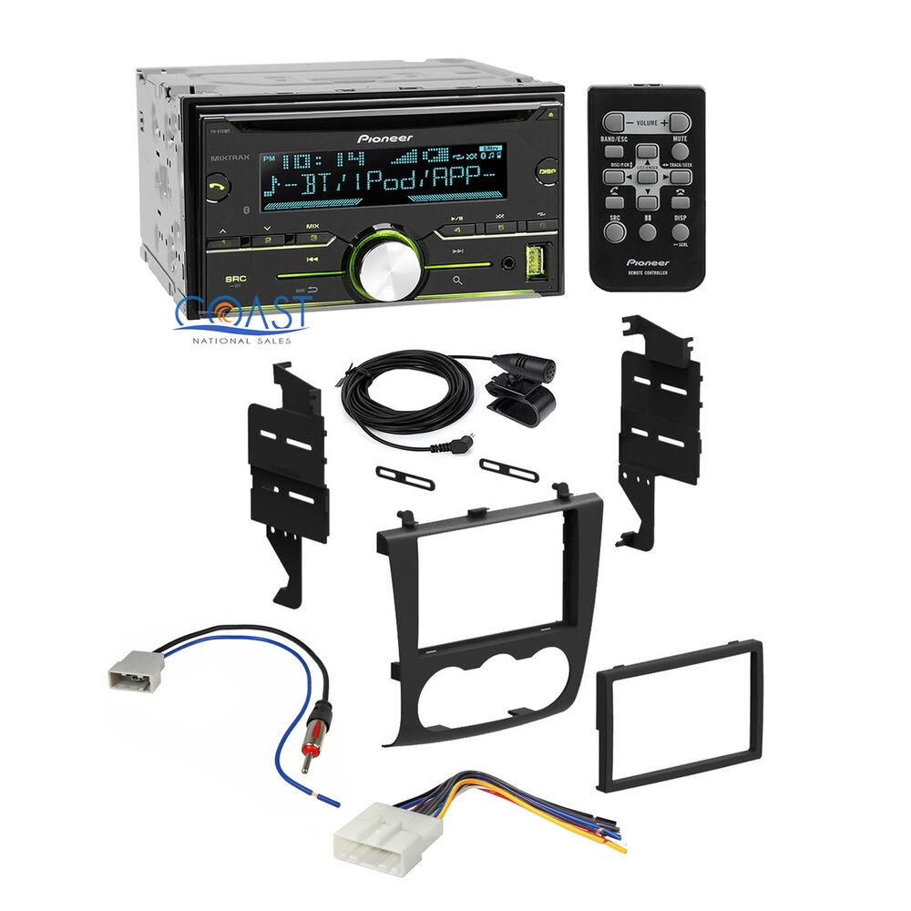 s l1000 pioneer car radio stereo dash kit wiring harness for 2007 2011  at readyjetset.co