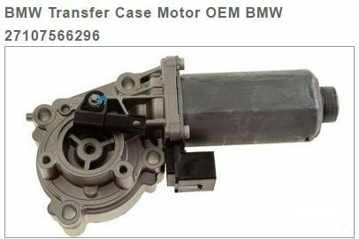 Bmw X3 Transfer Case Ebay Autos Post