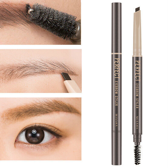 how to know what colour brow pencil is best asian