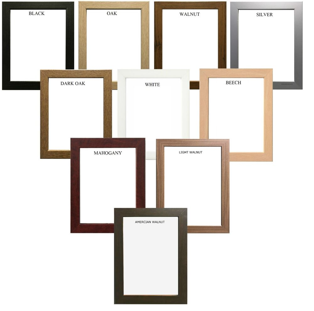 photo frame picture frame poster frame in various sizes