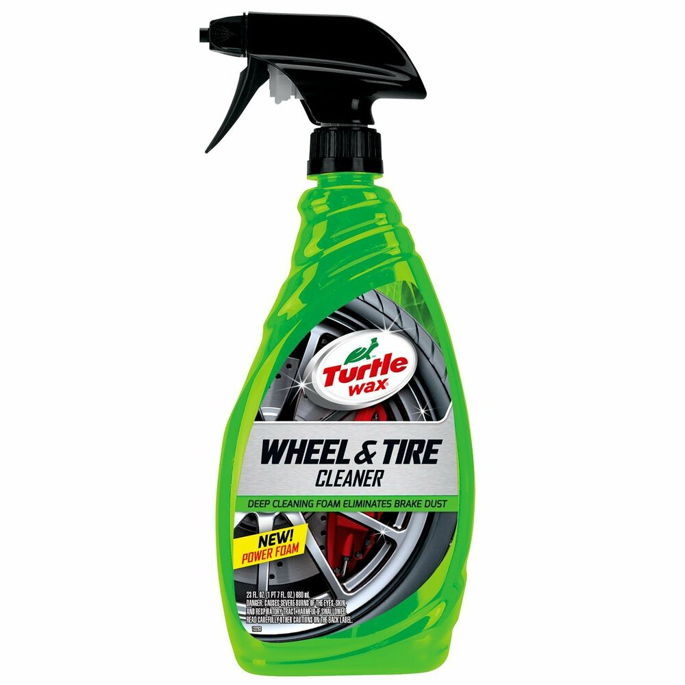 Brake Dust Cleaner >> Turtle Wax All Wheel Tire Cleaner Powerful Remove Brake Dust Spray