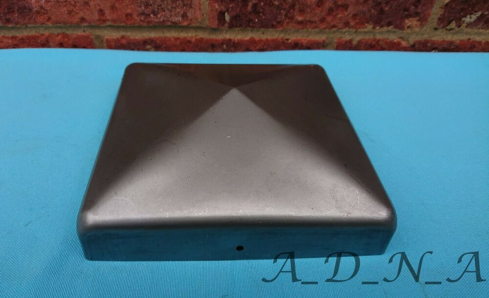 160mm X 160mm 6 29 Quot Galvanised Pyramid Square Metal