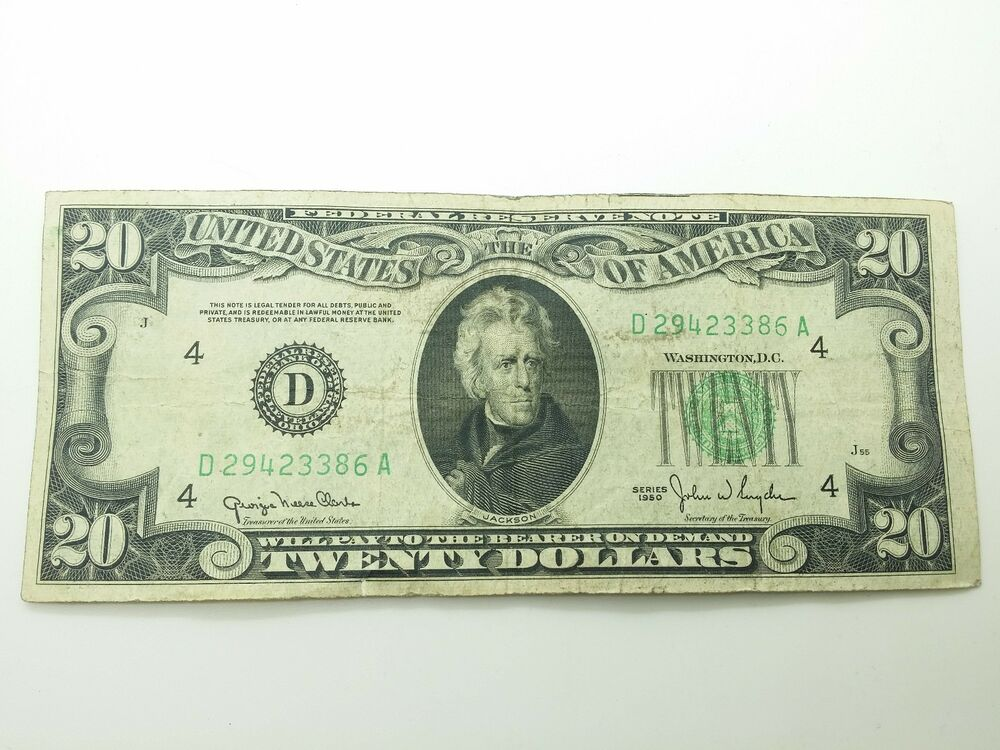 how to make a 20 dollar bill